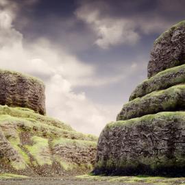 Terrain Cliff Problem | 地形峭壁问题
