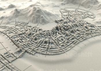 Procedural Parcel Modelling In Houdini | Houdini中程序式生成街区地块
