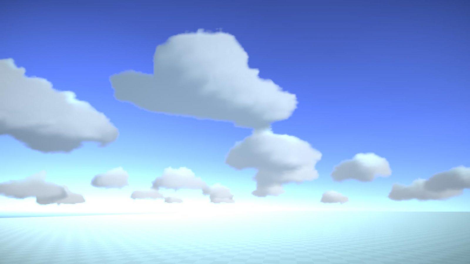 On Mesh Cloud Rendering – Reimplement Sea of Thieves' cloud   模型云渲染-重现盗贼之海的云