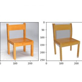 A Differentiable Chair   一把可微分椅子