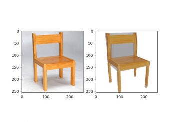 A Differentiable Chair | 一把可微分椅子